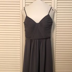 Sorella Vita Gown - Grey
